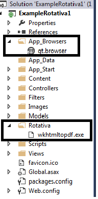 Rotativa – A tool for PDF Generation in ASP NET MVC